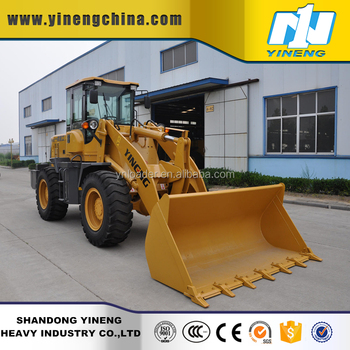 YN936D Chinese wheel loader with good price /small zl 30 loader