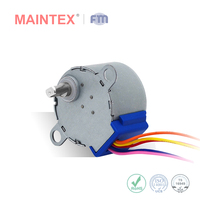 28BYJ-48 Step Motor 5V Permanent Magnet Stepper Motor