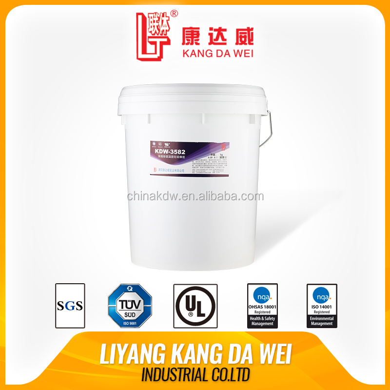 clear liquid silicone sealant adhesive High Quality Two-component additional pouring compound