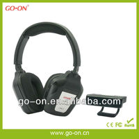 Business industrial headphones with crystal stereo sound for home