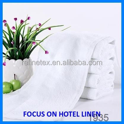 SHANGHAI 100% cotton luxury high quality factory price white cotton waffle terry bath towels