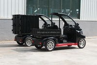 low cost short distant one person electric car electric utility vehicle
