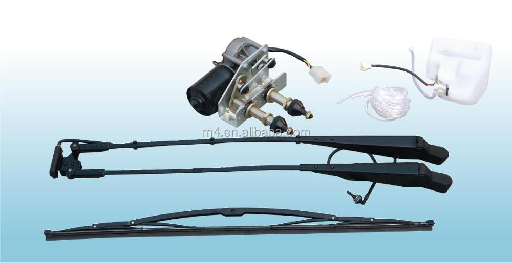 High quality single vertical bus wiper assembly