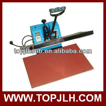 garment plain machine sublimation heat press