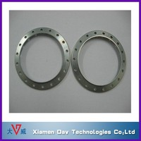 OEM High Quality Zinc Plated Steel Custom Metal galvanized sheet metal stamping part