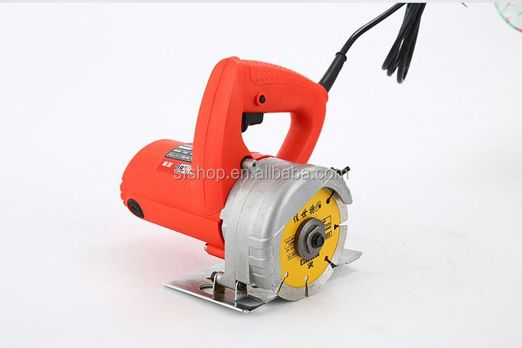 China supply 1300rpm 1050w 1240w 1600w power tools manual tile cutter with best quality marble cutter