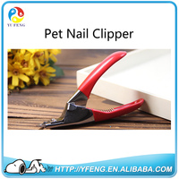 V Design Easy USe Pet Claw Nail Trimmer Dog Nail Clipper