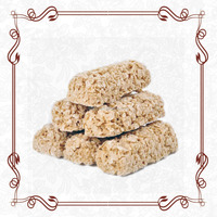 Halal Crispy Milk Oat Chocolate Biscuits / Oatmeal Cereal Candy Confectionery