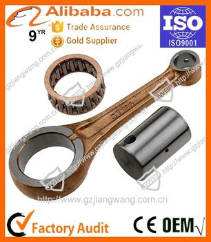 Durable Motorcycle Connecting Rod Bajaj CT100