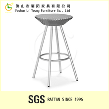 Manufactory Direct Sales Hot Sales High Quality Luxury Fancy Long-lasting Handmade Wicker Rattan Outdoor Cheap High Stools