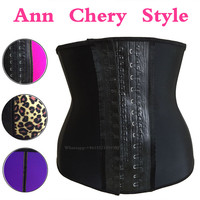 Yiduo Ann Chery Wasit Cincher Slimming Belt Sport Body Shaper Waist Training Corsets For Sale Colombia 100% Latex Waist Trainer
