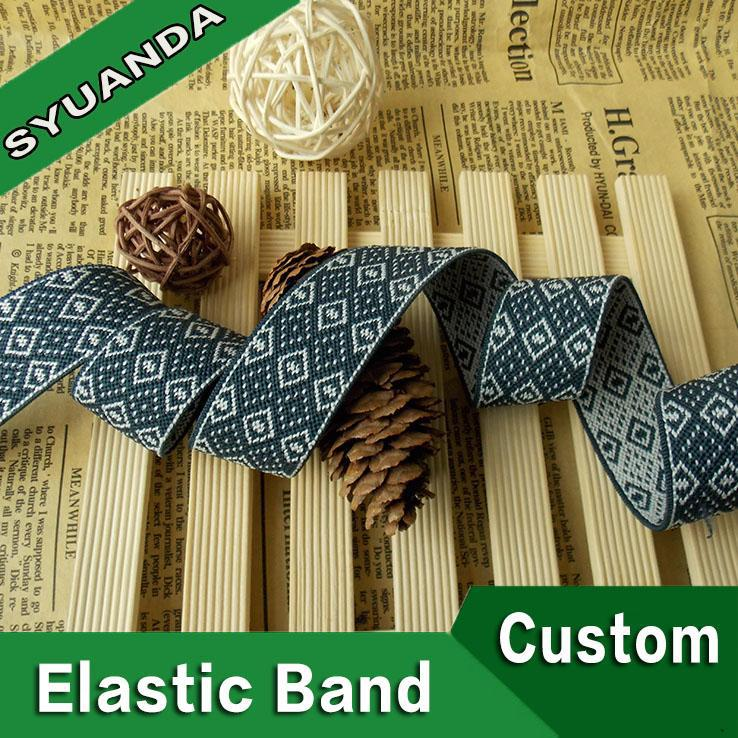 Polyester Elastic Band For Shoe