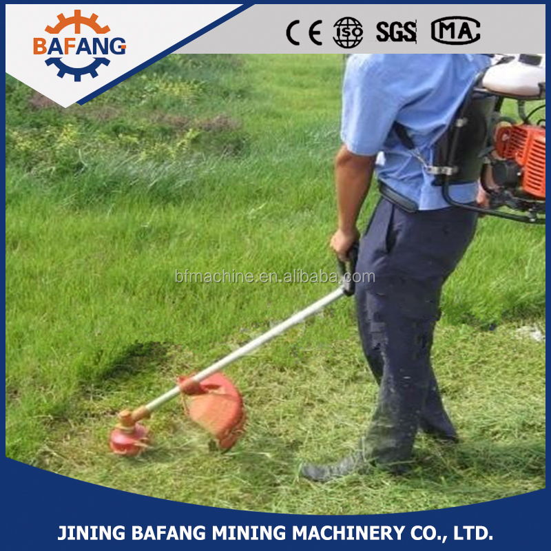 Best Selling Brush Cutter/Grass Trimmer Harvesting Machine