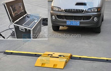 Automatically Protable Under Car Searching system