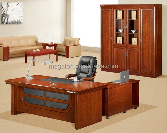 Top selling wood executive office table specifications(FOHS-K2299)