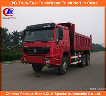 371HP Sinotruck HOWO 6X6 30T/40T Full Drive Sinotruk HOWO Tipper Truck for sale