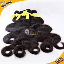 Extremly Popular Natual Color Vigin Unprocessed Wholesale peruvian hair cheap
