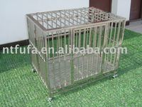 Stainless Steel Dog Crate series