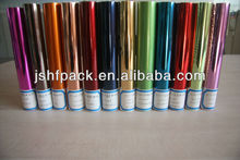Metallic Hot Stamping foil for fabric textile