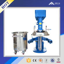 Juice concentrate homogenizing machine