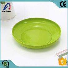 2017 Kitchen Dish kit Snack Plates Leaf Shape Fruit Candy Spice For Tomato Salt Plastic Dish Tray