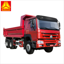 China brand Sinotruk HOWO dump truck 6x4 249~279ps for sale