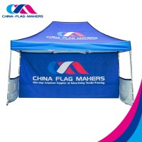 Hot Sale Customizable Fireproof Gazebo Tent 3X3