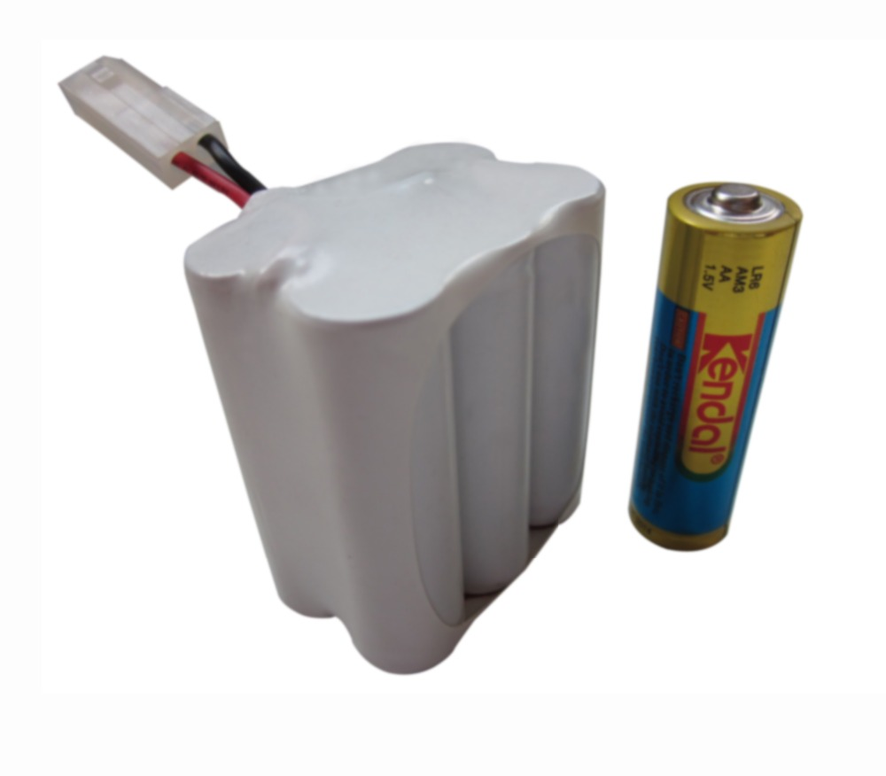 alkaline battery 6v LR6/AA dry battery pack