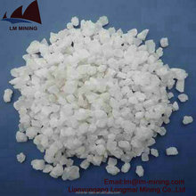 Pure white Silica Quartz Sand