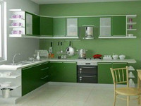 Hot china products wholesale movable kitchen cabinets/complete joinery solutions kitchen cabinet