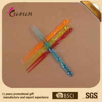 BSCI SGS transparent plastic ice pick