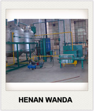 modular refinery / crude oil refinery equipment / coconut oil refinery