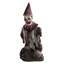 Zombies Unleashed: Pigo the Clown Mini-Bust