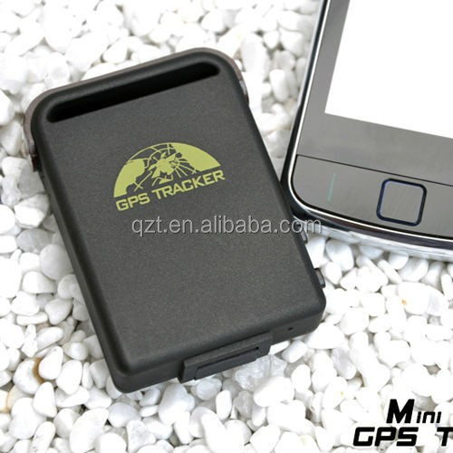 TK102 Portable Mini Real-Time GSM Alarm Micro SD Card SlotCar Pet children Vehicle GPS Tracker