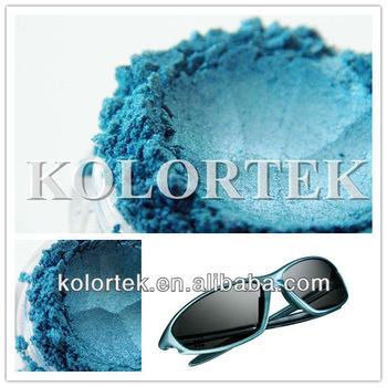 Ocean Blue Pigment for Eyeglasses Coatings