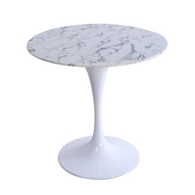 (SP-GT354) High quality artificial marble stone top dining tulip table
