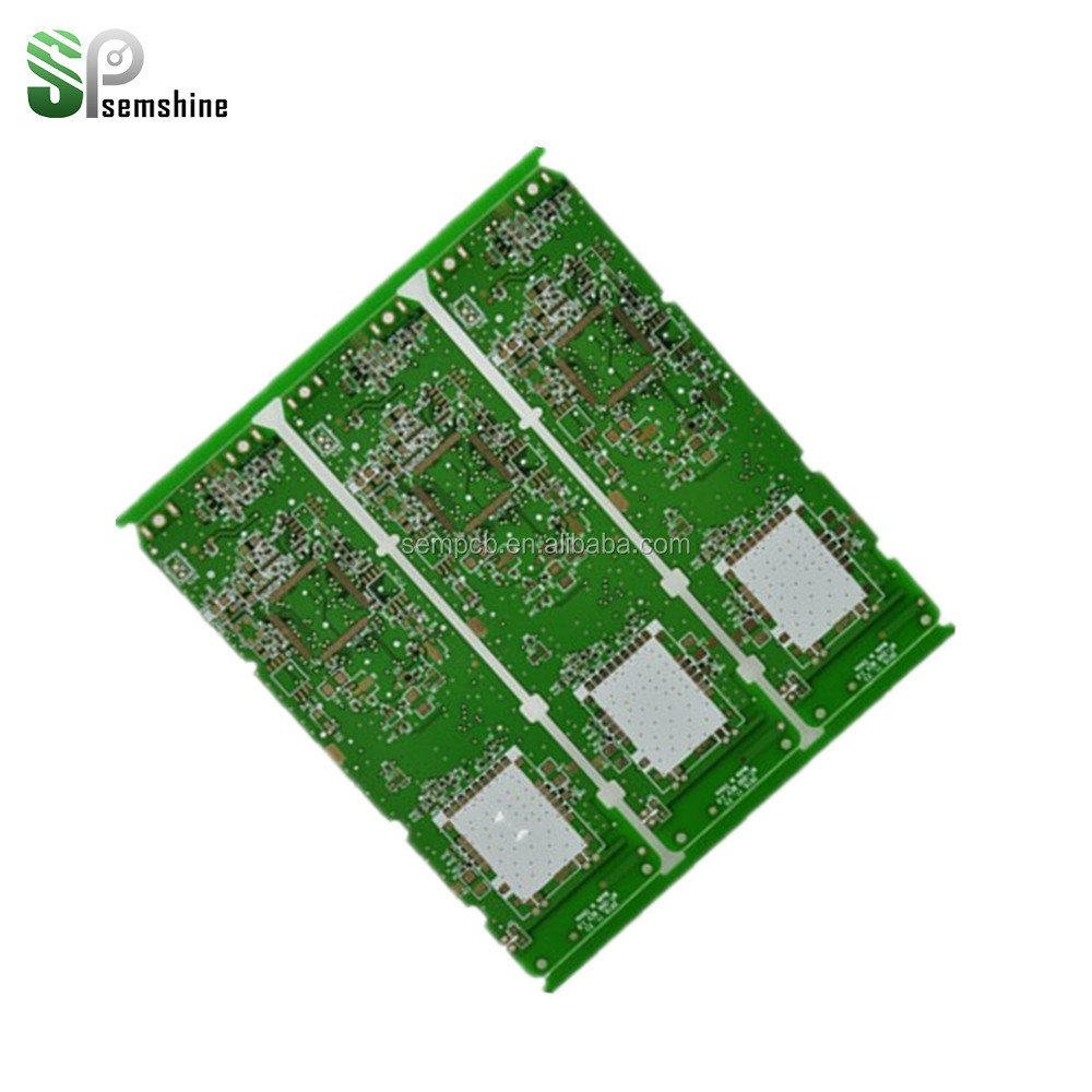 Electronical control panel PCB board in vacuum packaging/china market of electronic