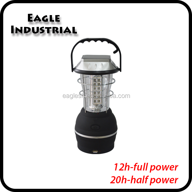 Rechargeable Solar Panel Led Bulbs Solar Lantern