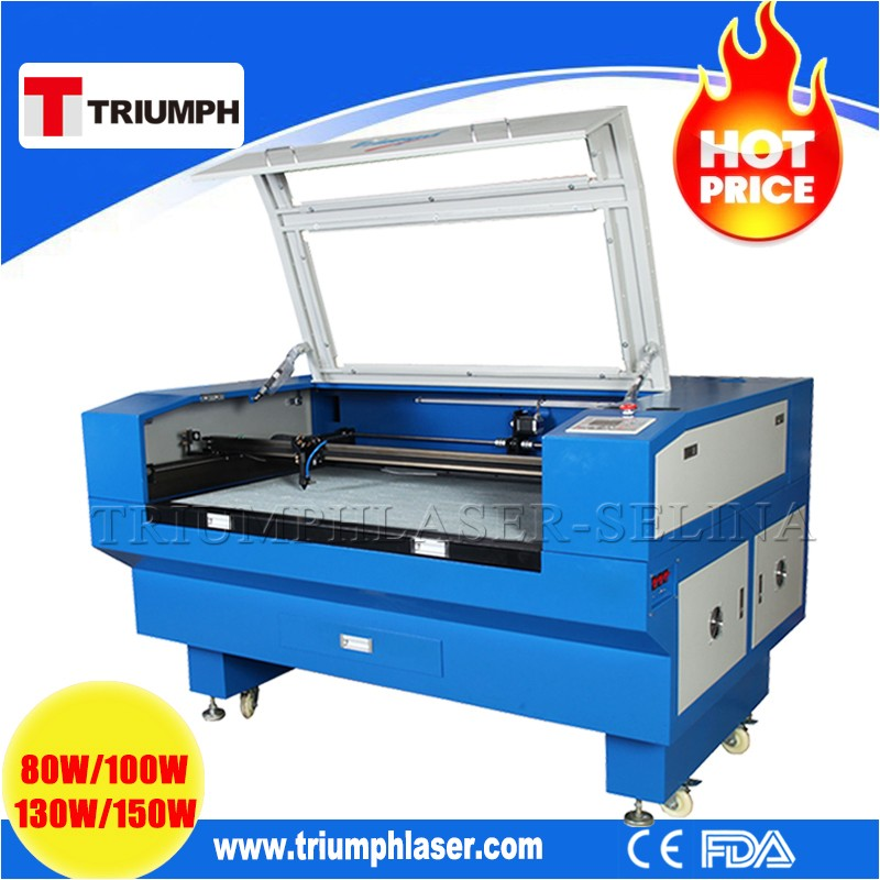 Cheap Hot sale Co2 Laser Engraving Cutting machine 80w leather glass acrylic wood laser engraving machine price good