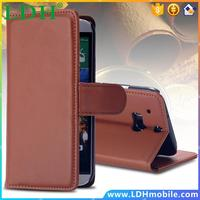 Top Quality Luxury Retro PU Leather Flip Case For HTC One M8 Wallet Stand Photo Frame Cover With Card Holder For HTC M 8