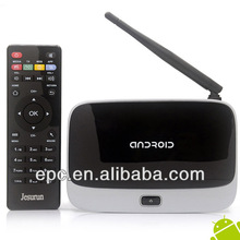 CS918 Andorid 4.2 1.8GHz 2GB RAM 8GB ROM WIFI Stick Rj45 Internet Smart TV Box With Remote