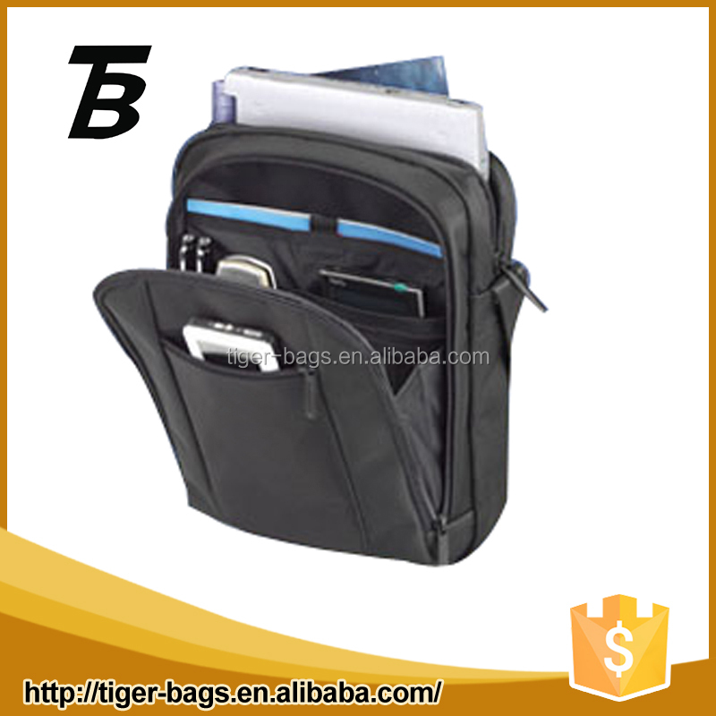 Heat transfer printing OEM size 19.5 inch laptop bag for wholesales