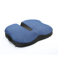 Therapeutic Orthopedic Coccyx Deep Stadium Wooden Sofa Car Office Airplane Dining Room Chair Settee Seat Cushions For Pain