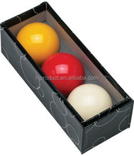 Carom Ball Carom Balls Set 3 Colors Pool Billiard ball