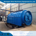 High efficiency popular waste plastic recycle machine