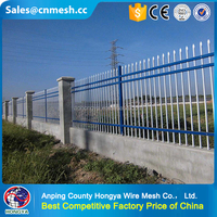 Factory Wholesale High Quality galvanized wire mesh fence panels