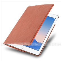 Fashion protective PU smart case stand card slot magnetic cover for IPAD 2 3 4 5 6 AIR/MINI/PRO