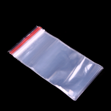 hot sale resealable clear pe ziplock package bags plastic custom printed
