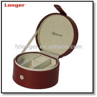 imitation leather Jewelry Cosmetic case