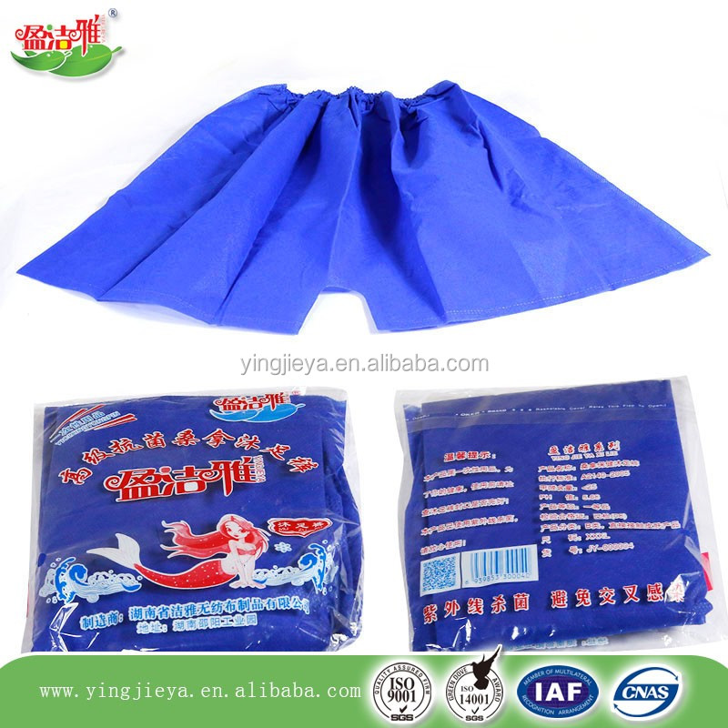 Disposable non woven PP sauna pants for Cosmetology /hotel